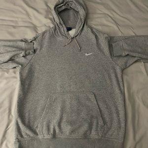 Nike Grey Pullover Sweatshirt